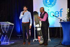 Gala benéfica UNICEF en República Dominicana
