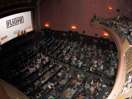 Presentación nacional première de la película The Art of Flight